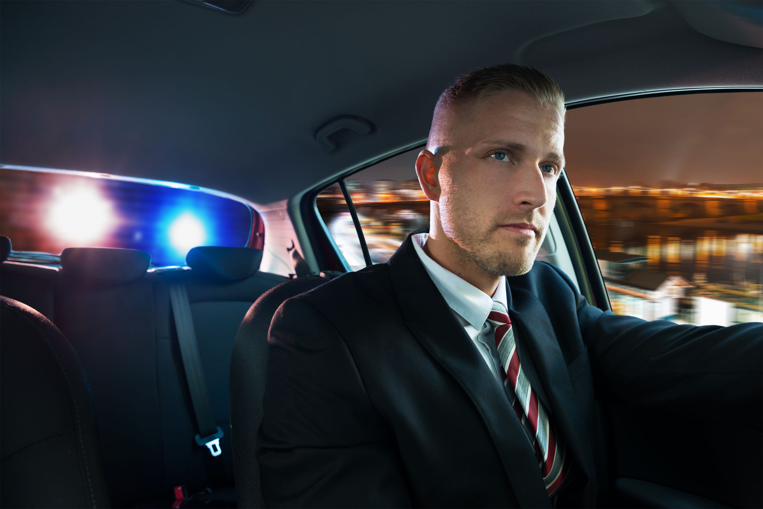 Pulled Over by the Authorities? Here's What You Need to Do